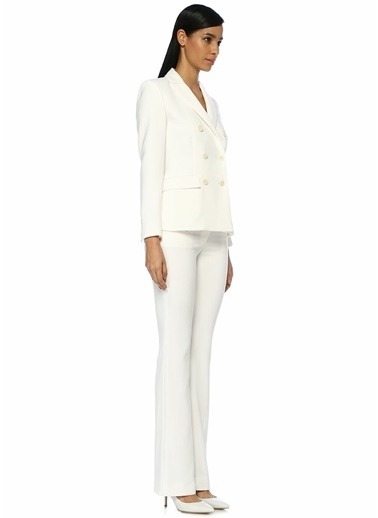 Altuzarra Ceket Beyaz
